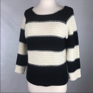 Anthropologie Sanctuary Striped Sweater Size L
